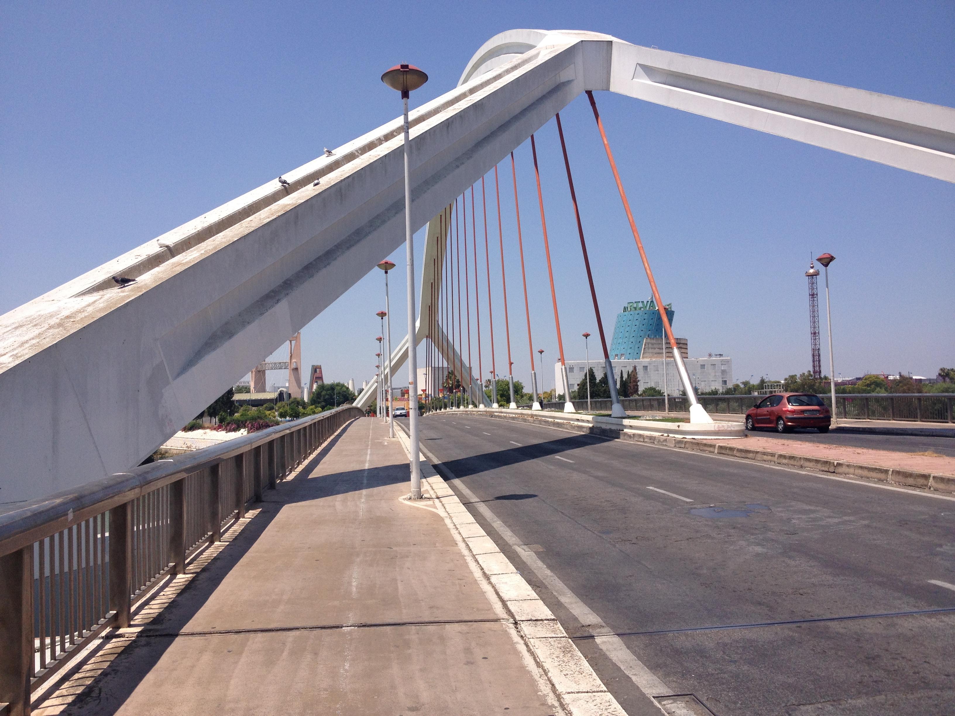 Ponte de la Barqueta, Siviglia @oltreilbalcone