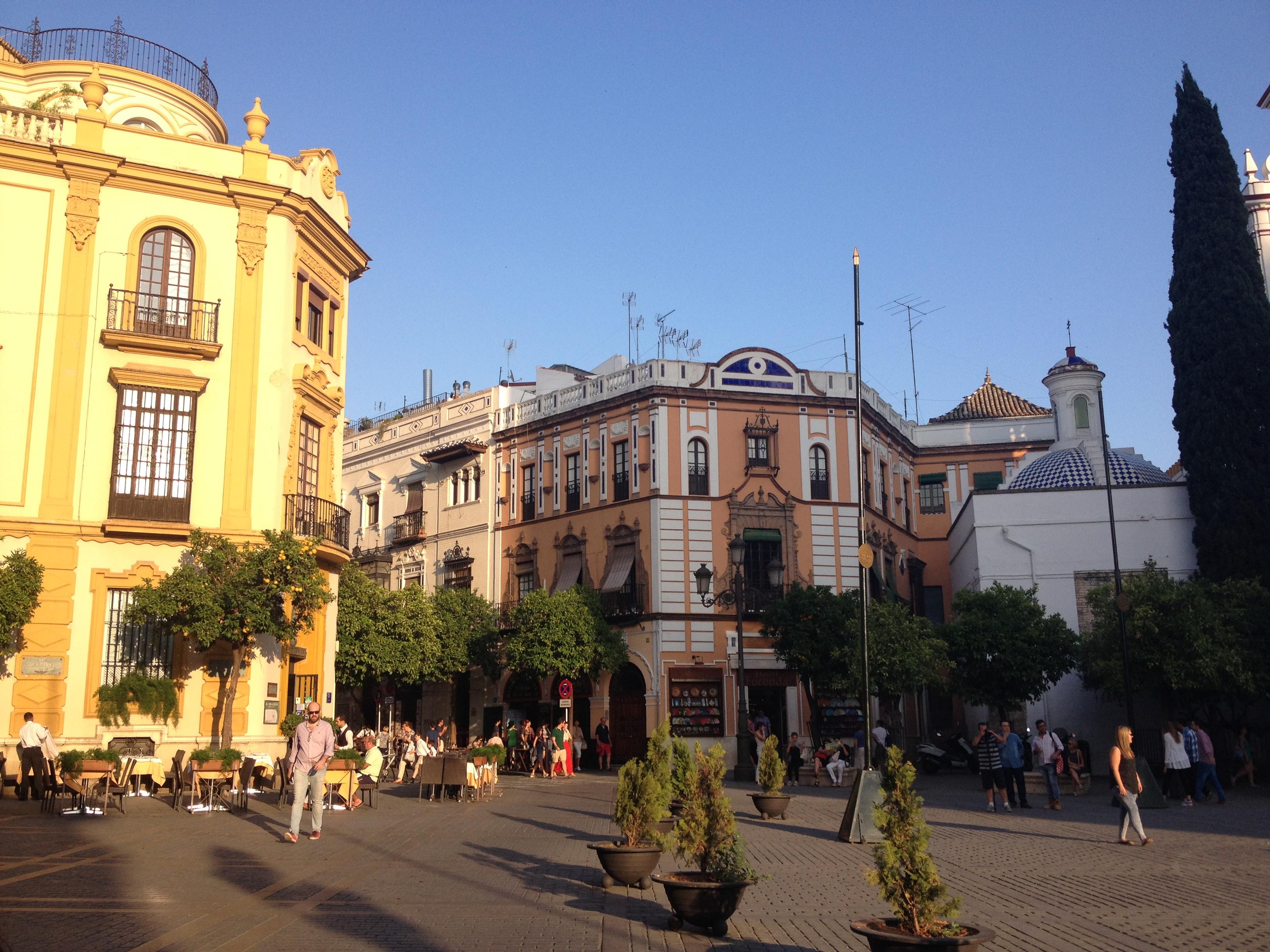 Centro storico, Siviglia @oltreilbalcone
