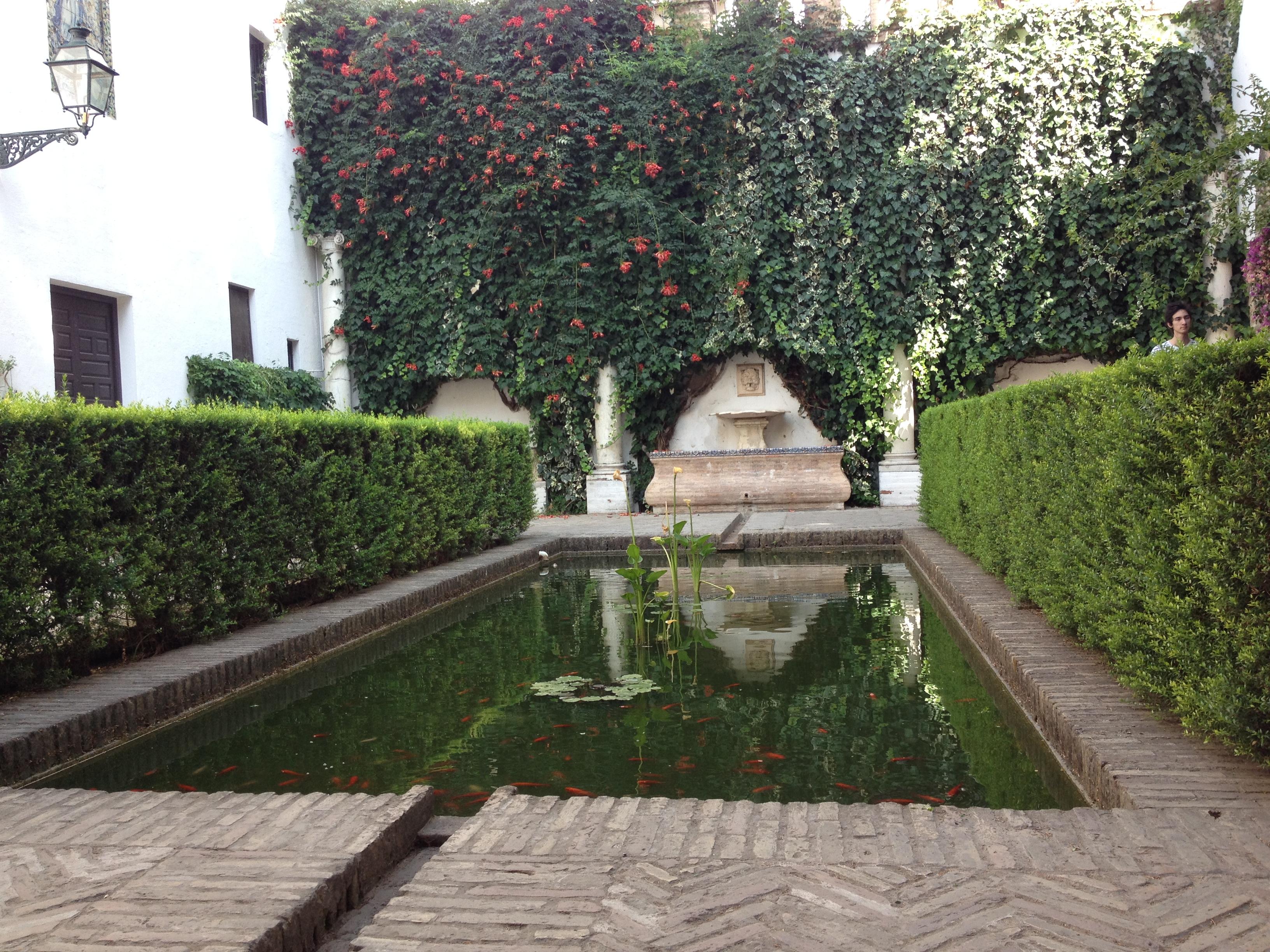 Alcazar, Siviglia