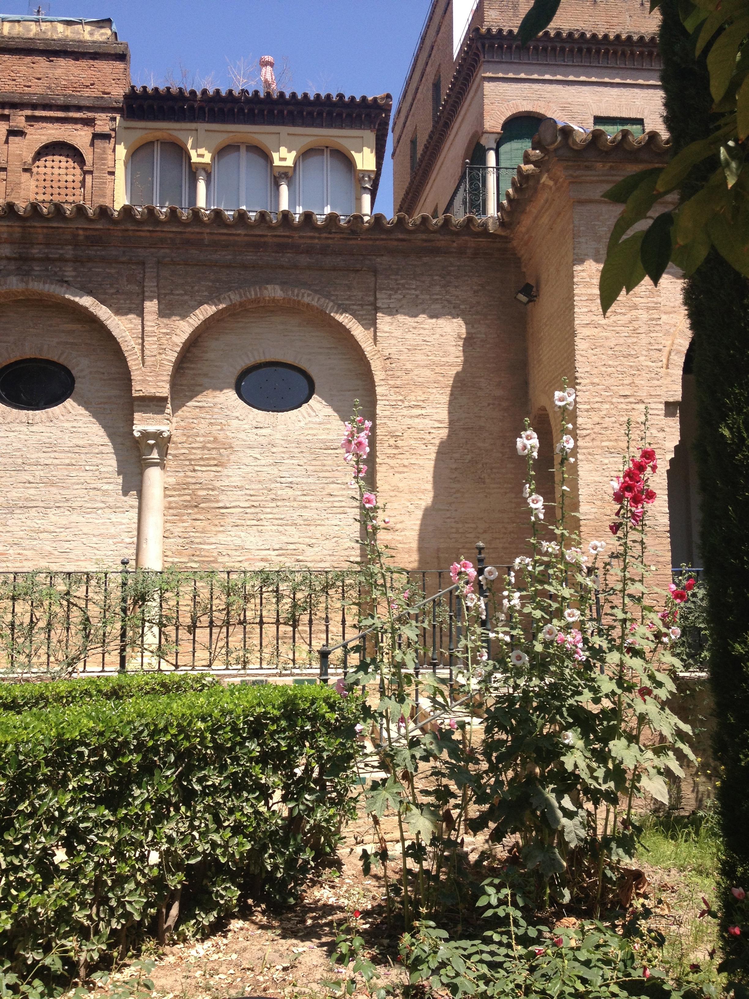 Giardini dell'Alcazar, Siviglia @oltreilbalcone