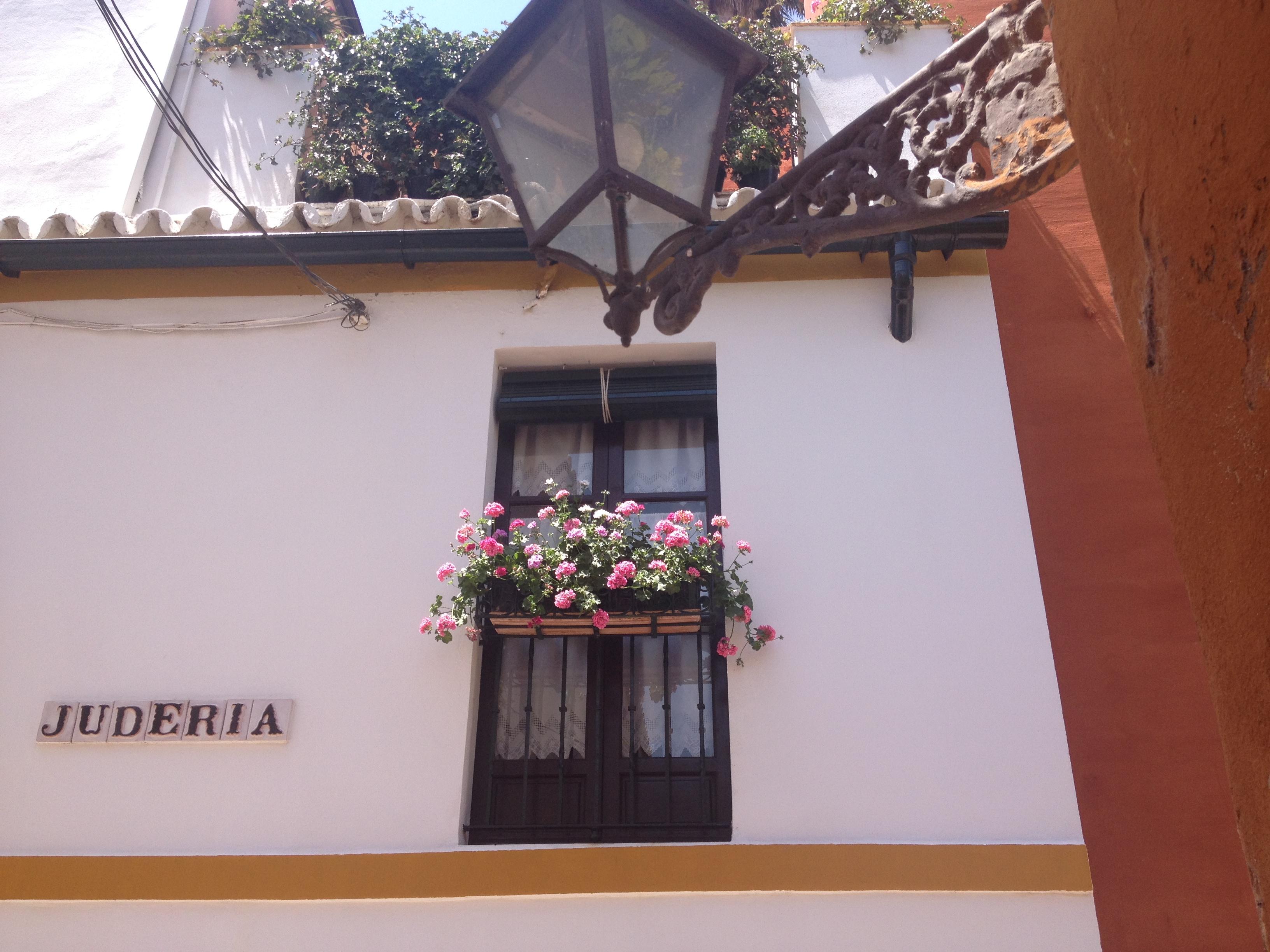 Juderia, Siviglia