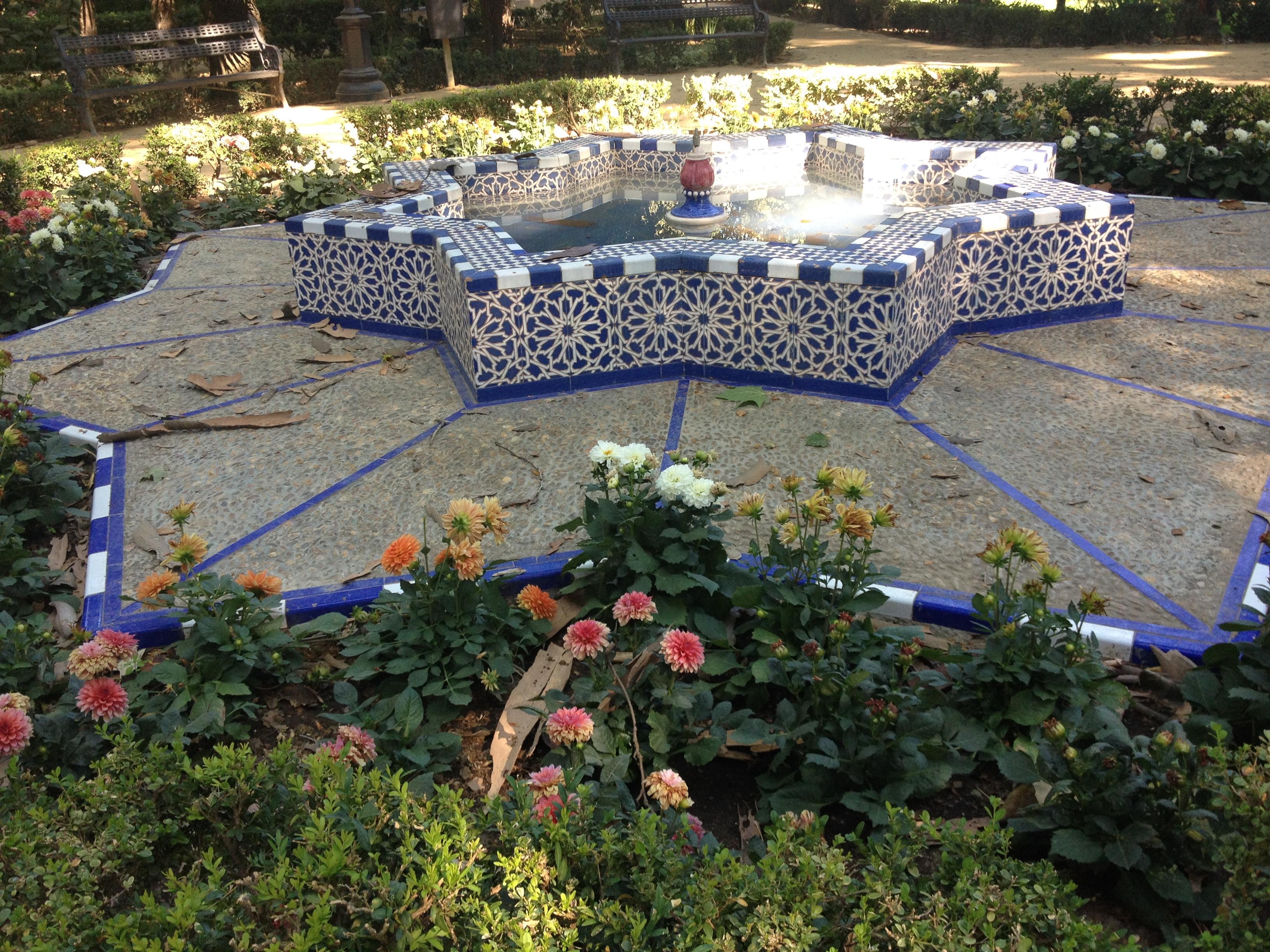 Parco di Maria Luisa, Siviglia @oltreilbalcone