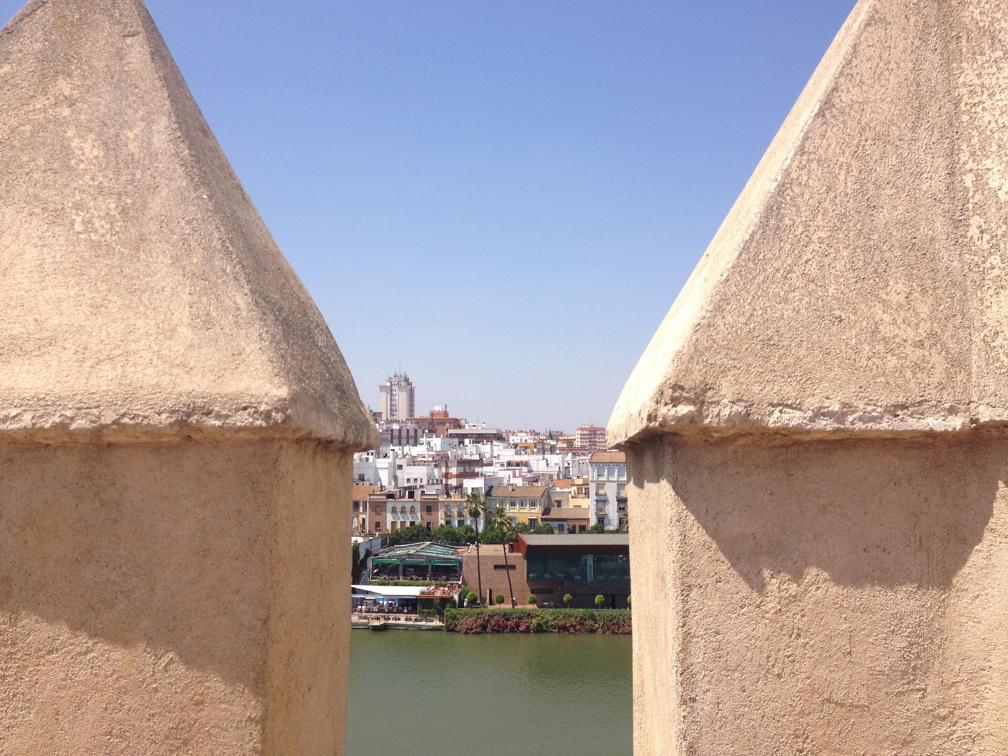 Torre dell'Oro, Siviglia @oltreilbalcone