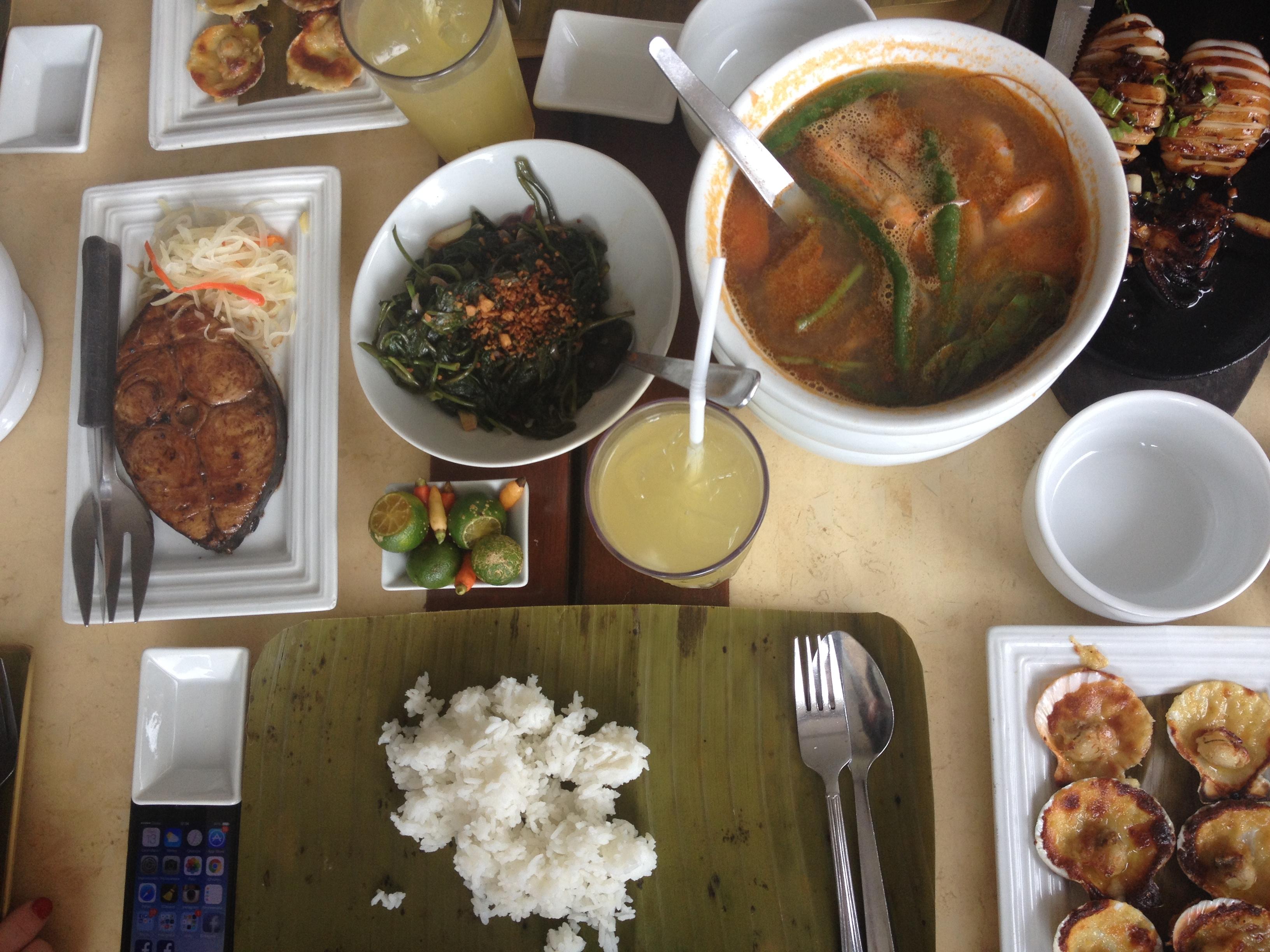 Cucina filippina @oltreilbalcone