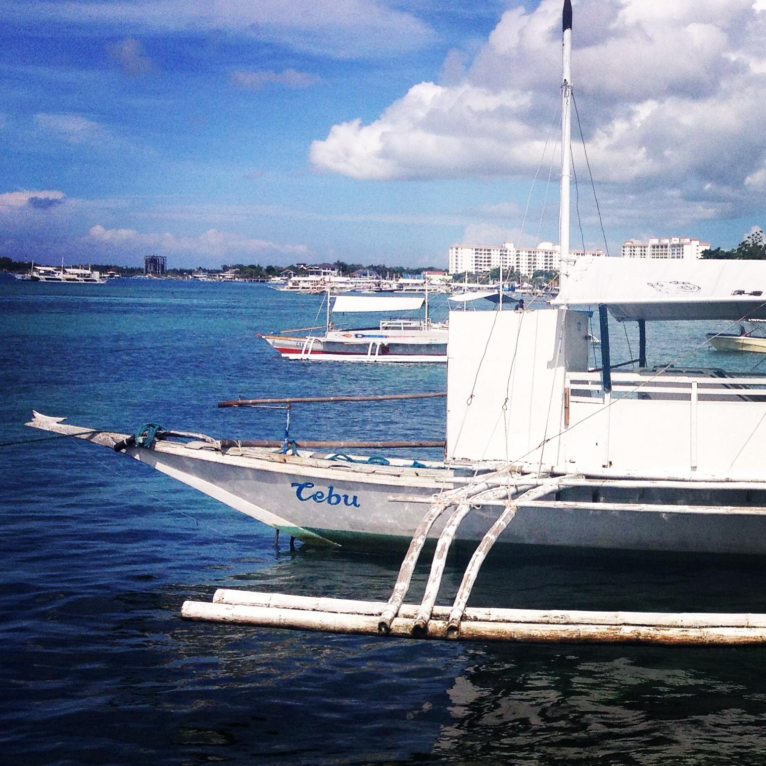 Cebu, Filippine @oltreilbalcone