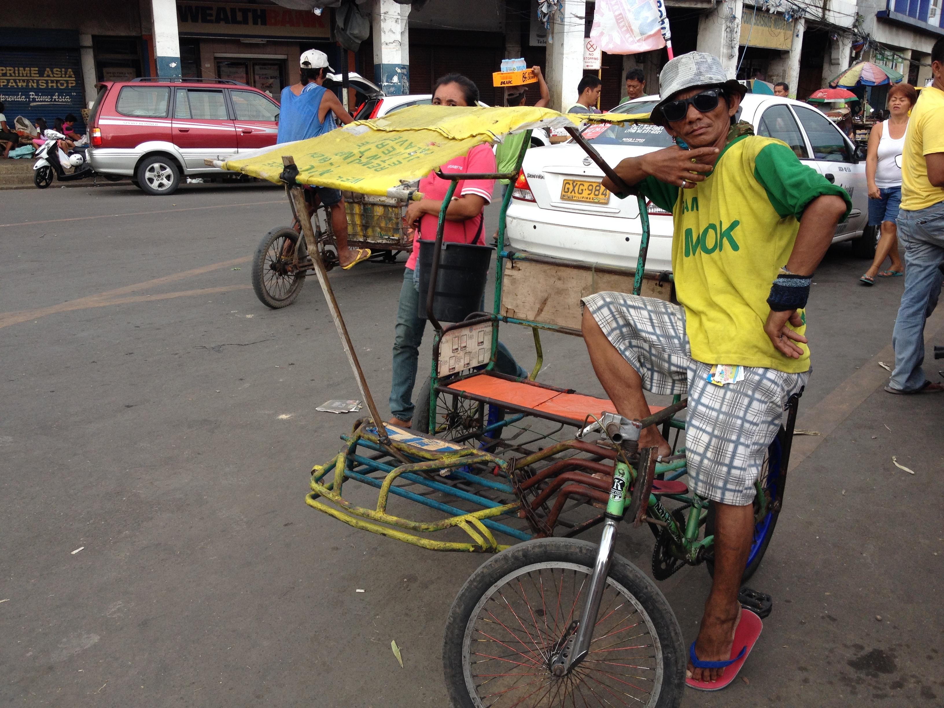 Trasporti Filippine @oltreilbalcone