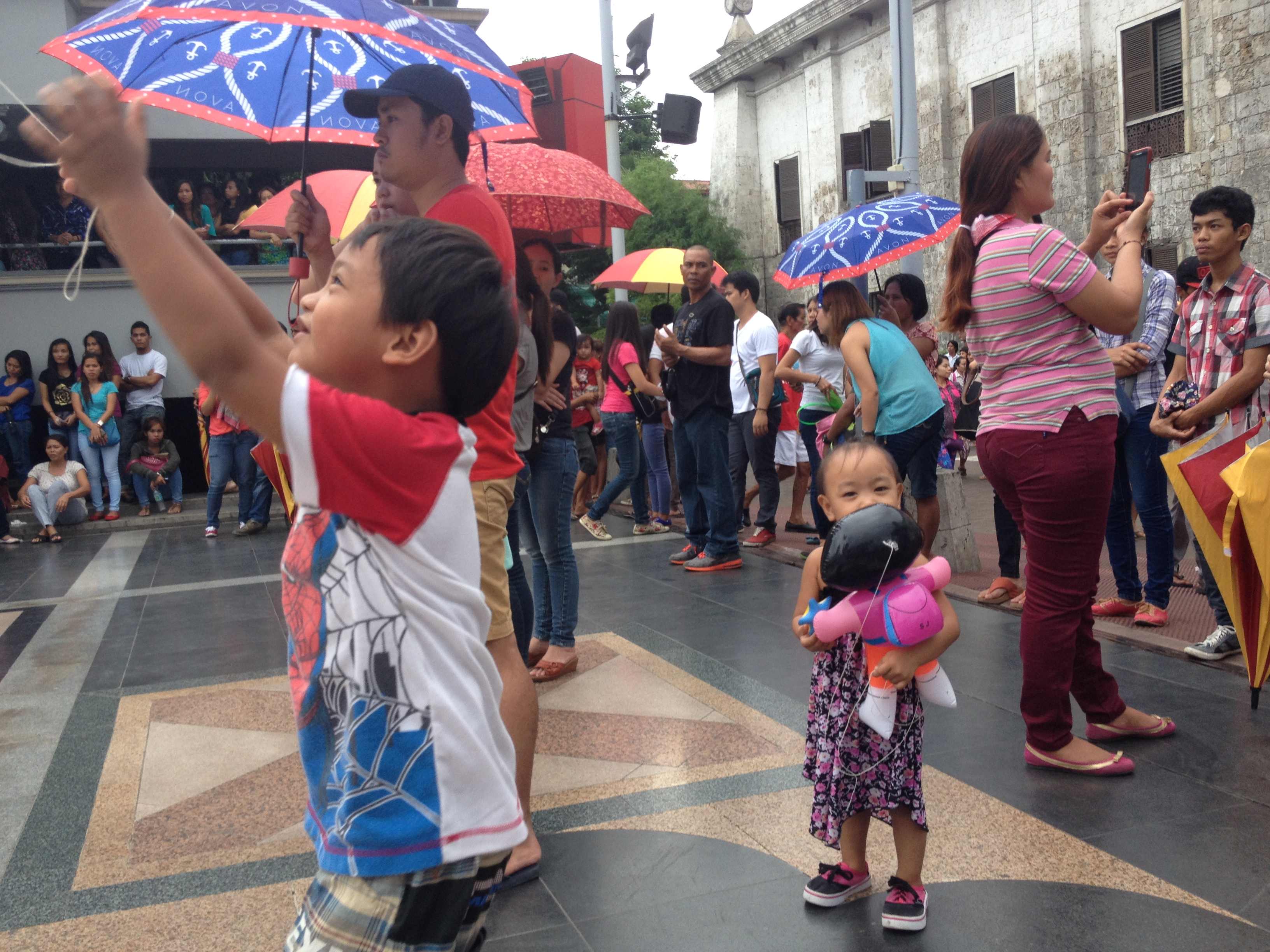 Basilica del Santo Nino, Cebu @oltreilbalcone