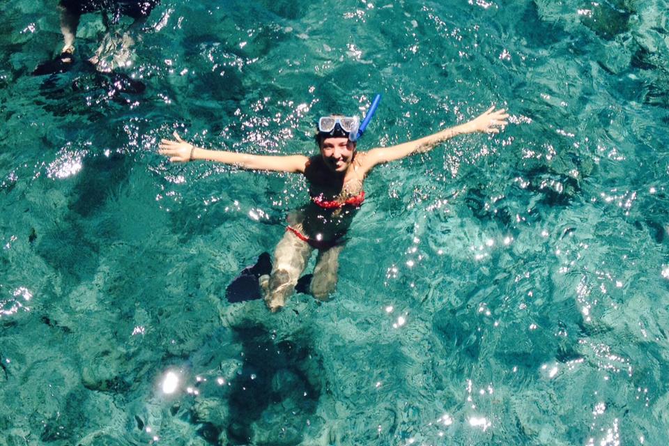 Snorkeling, Cebu @oltreilbalcone