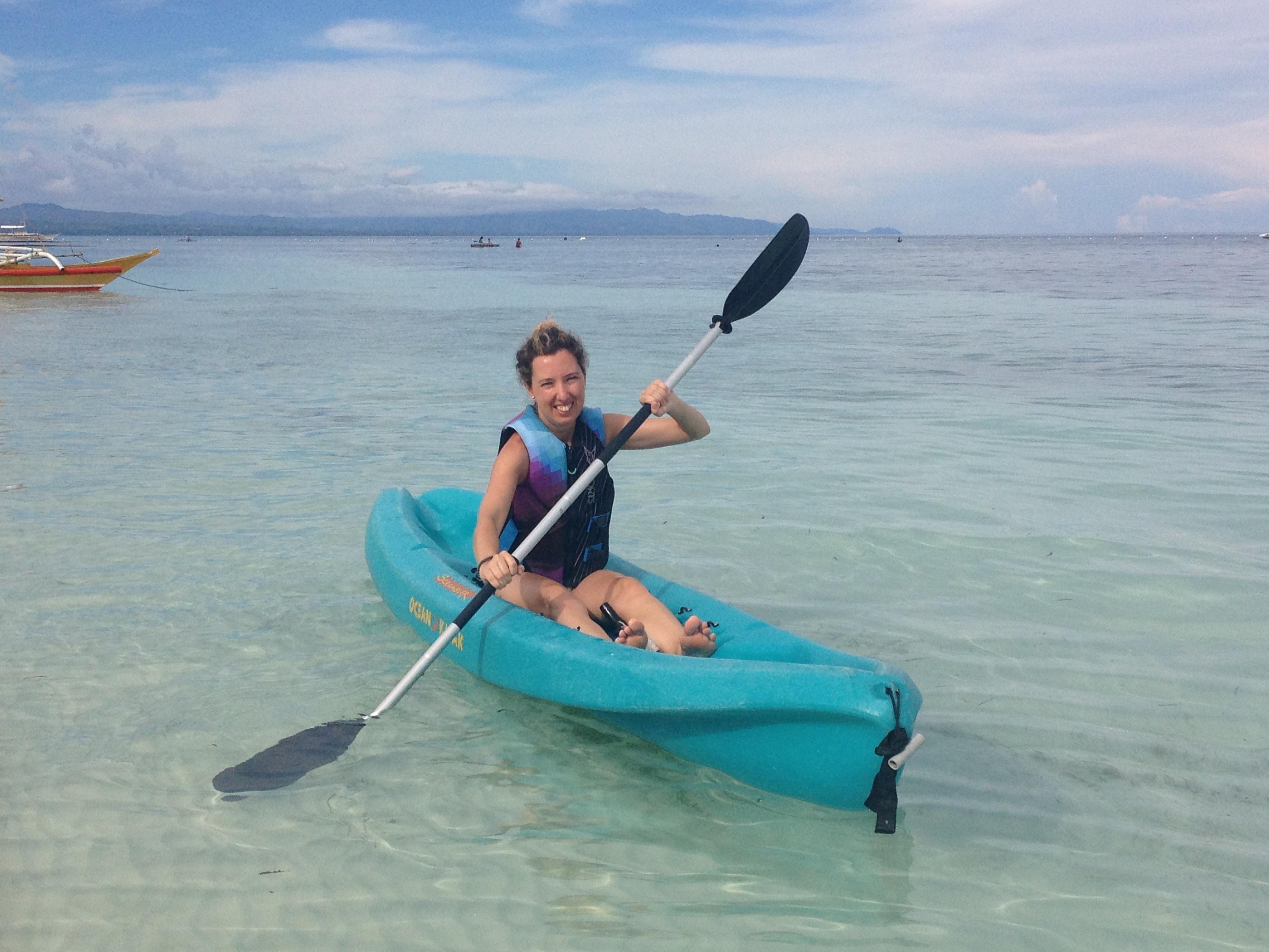 Kayak, Panglao @oltreilbalcone
