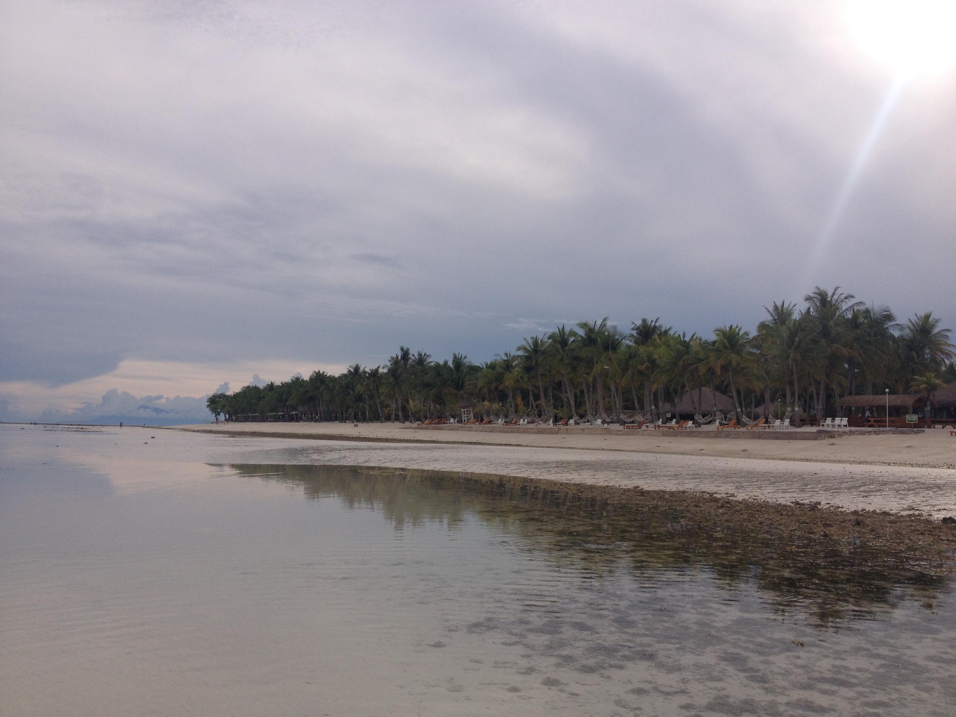 Bassa marea, Panglao @oltreilbalcone