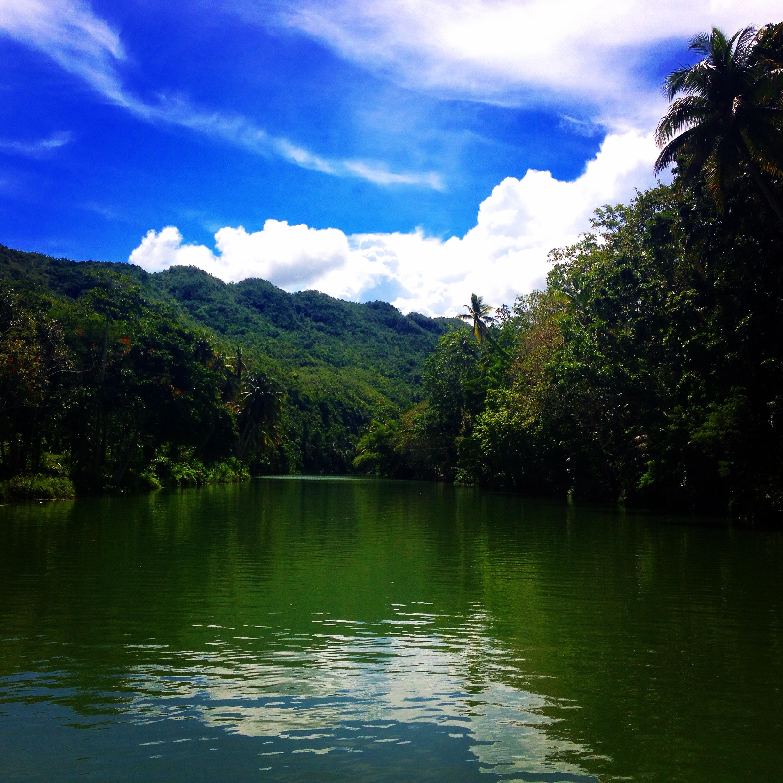 fiume Loboc @oltreilbalcone