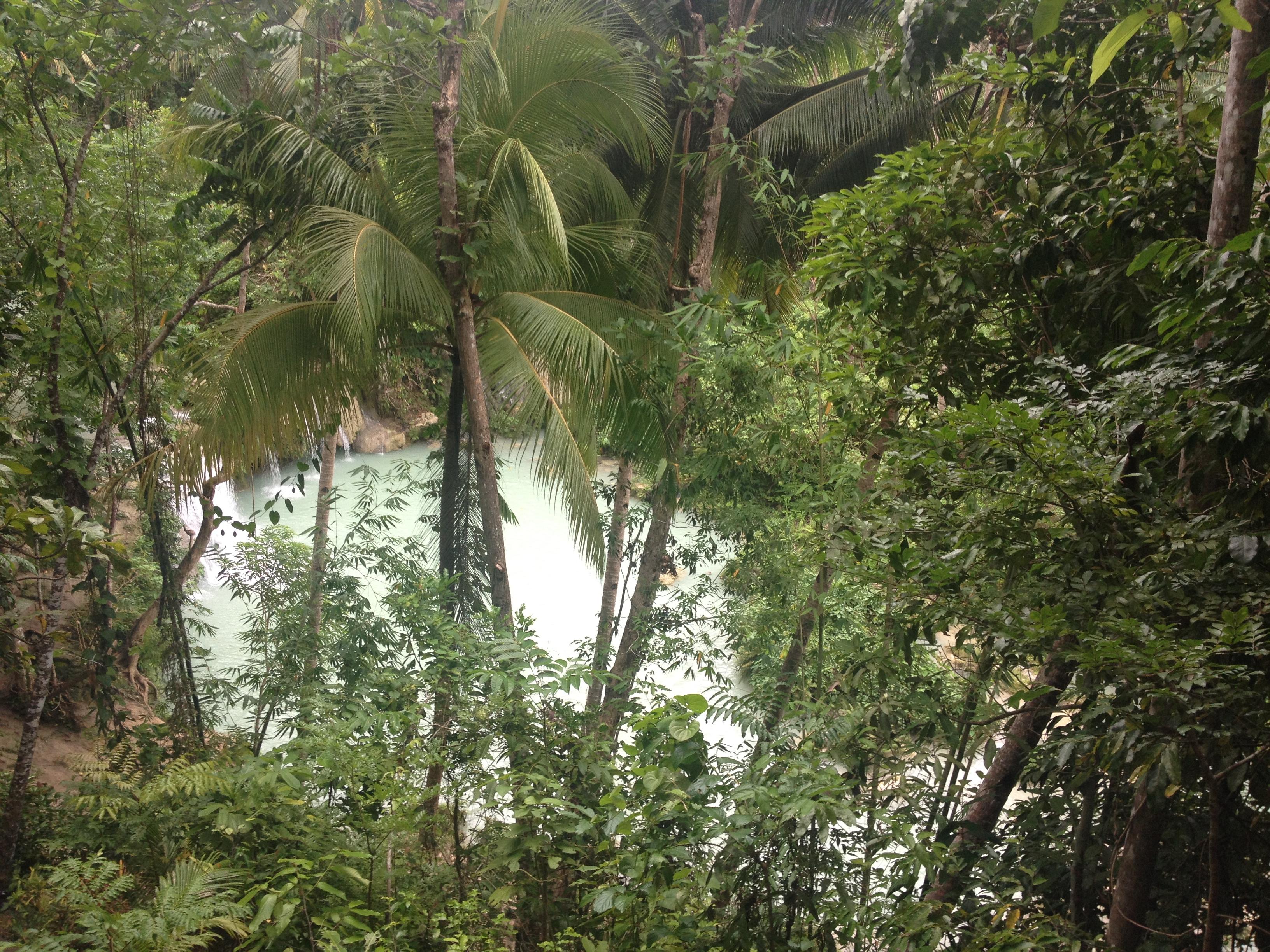 Cambugahay Falls, Siquijor @oltreilbalcone