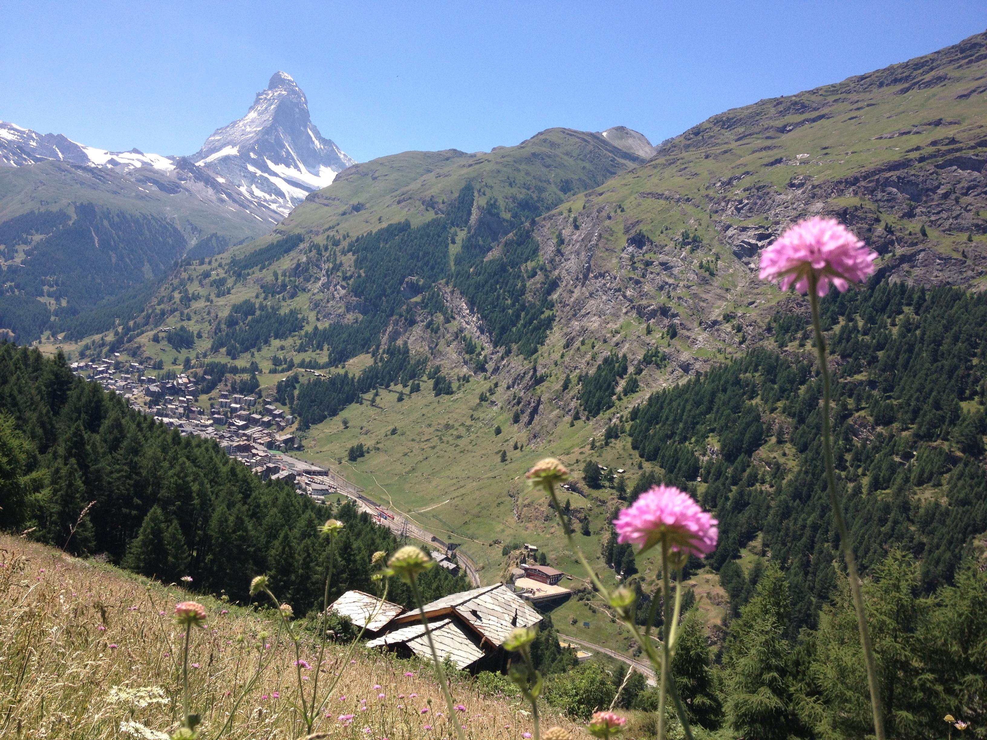Cervino e Zermatt @oltreilbalcone