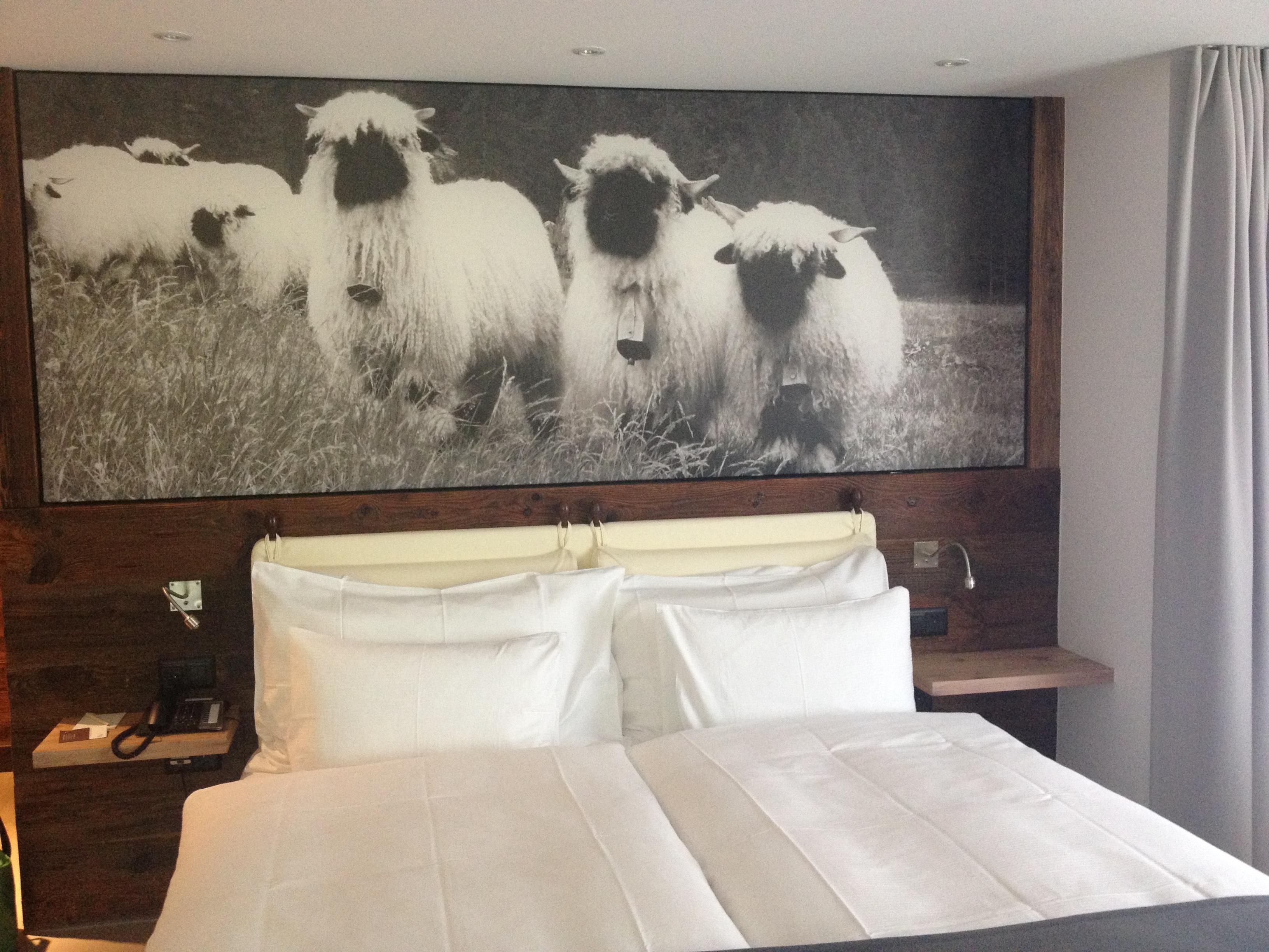 Europe Hotel and SPA, Zermatt @oltreilbalcone