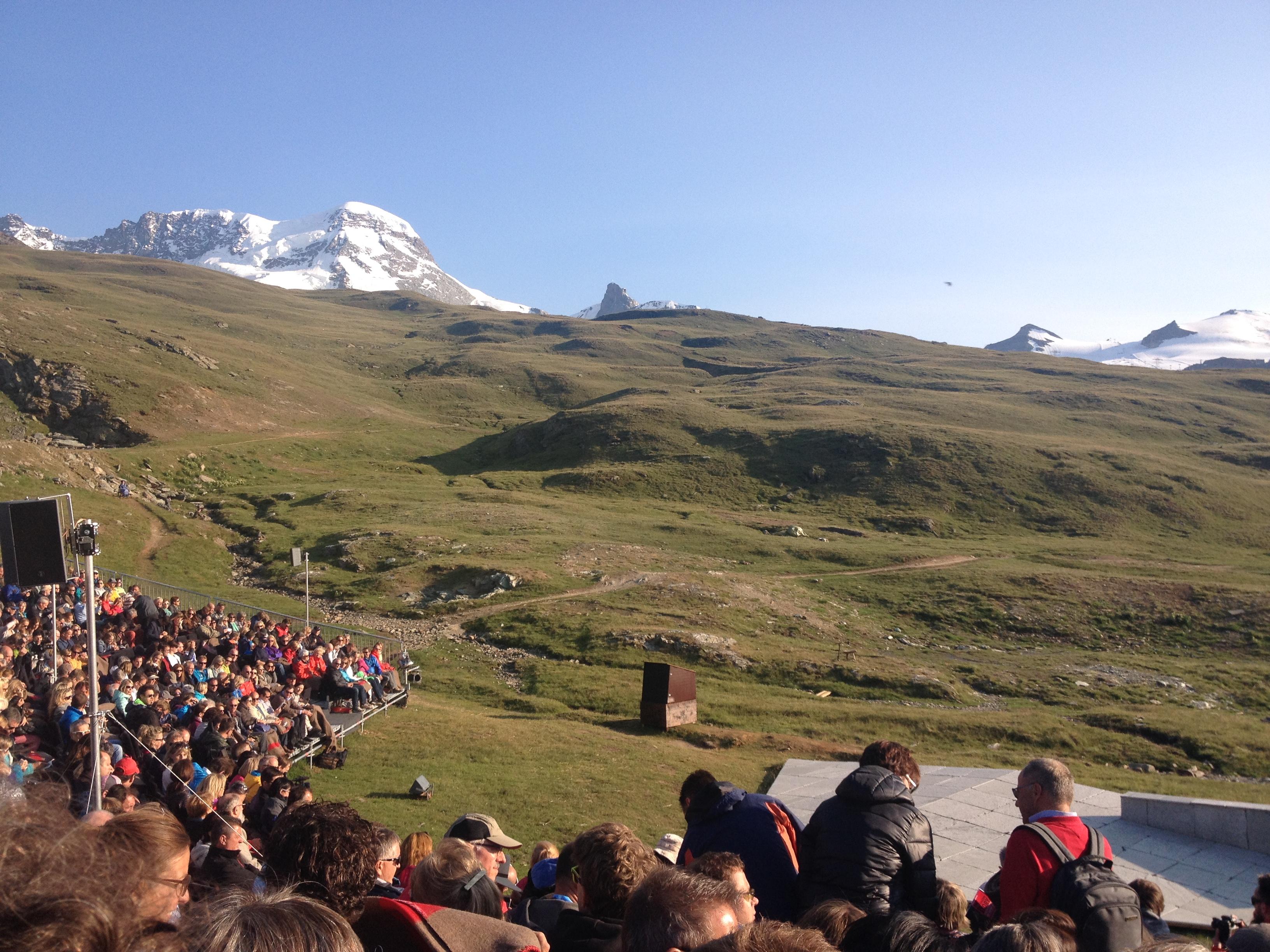 Matterhorn Story @oltreilbalcone