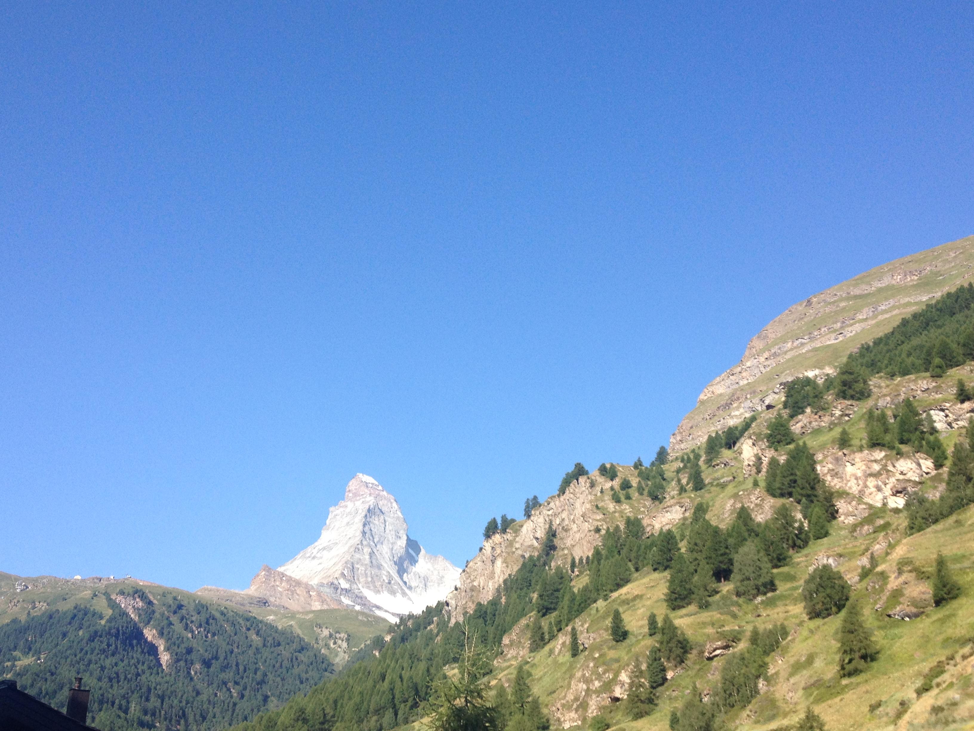 Cervino, Zermatt @oltreilbalcone