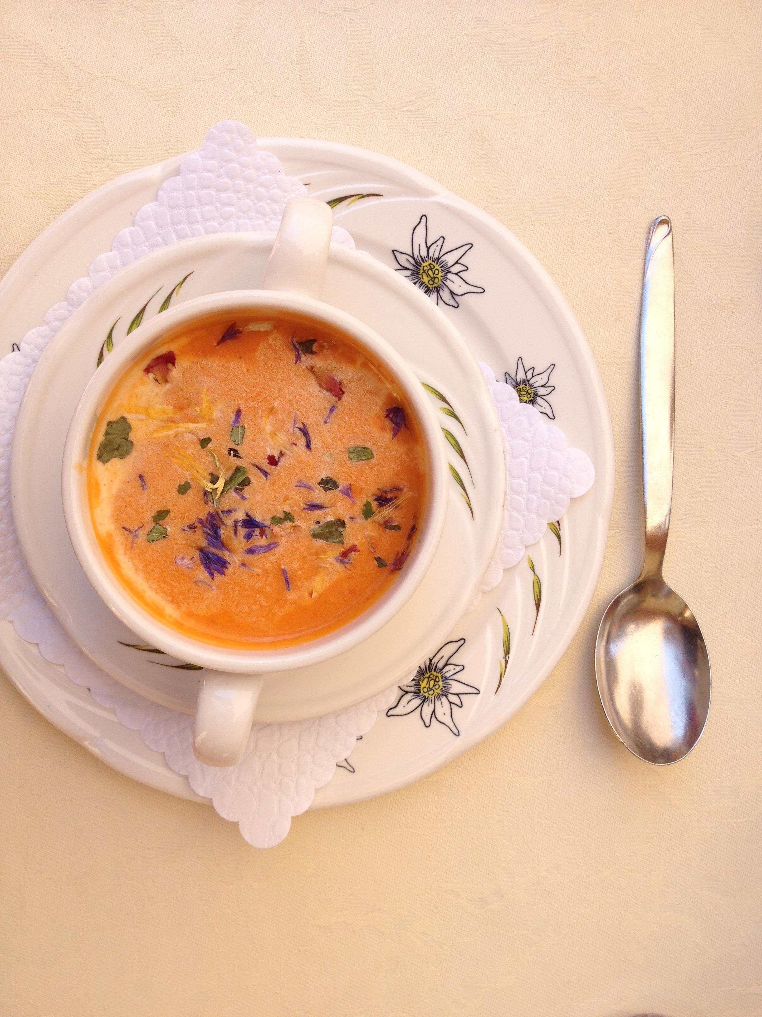 zuppa di fiori @oltreilbalcone