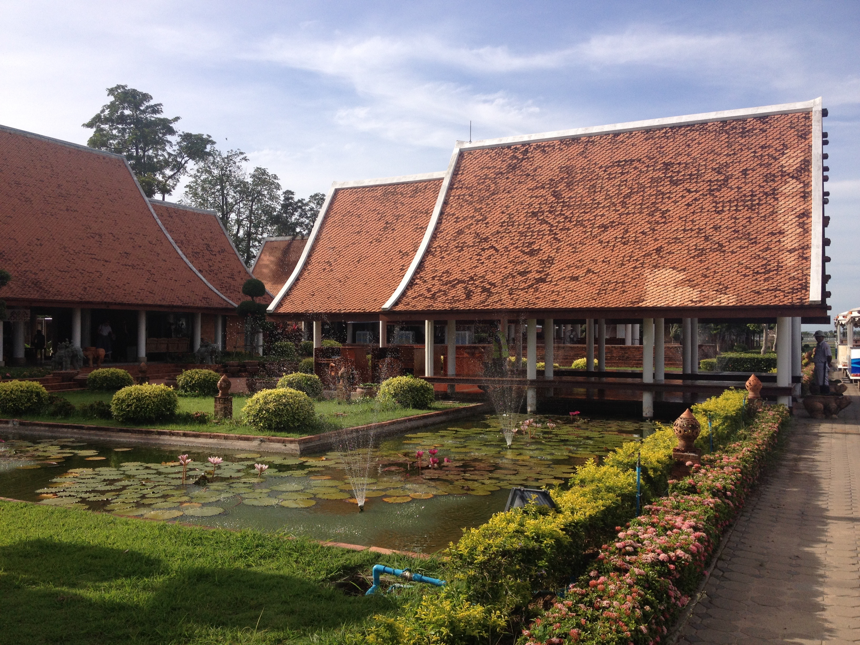 Aeroporto di Sukhothai @oltreilbalcone