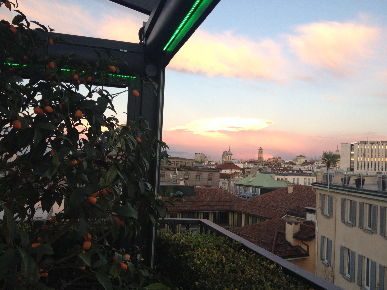 Terrazza Hotel Milano Scala @oltreilbalcone